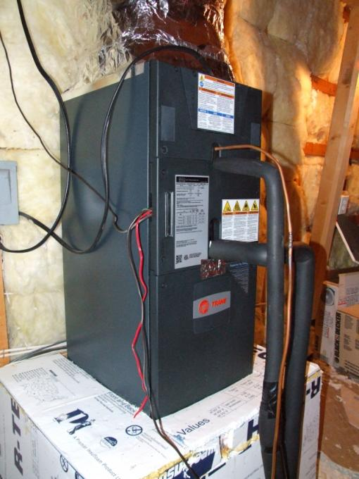 Issues With New Hyperion Air Handler