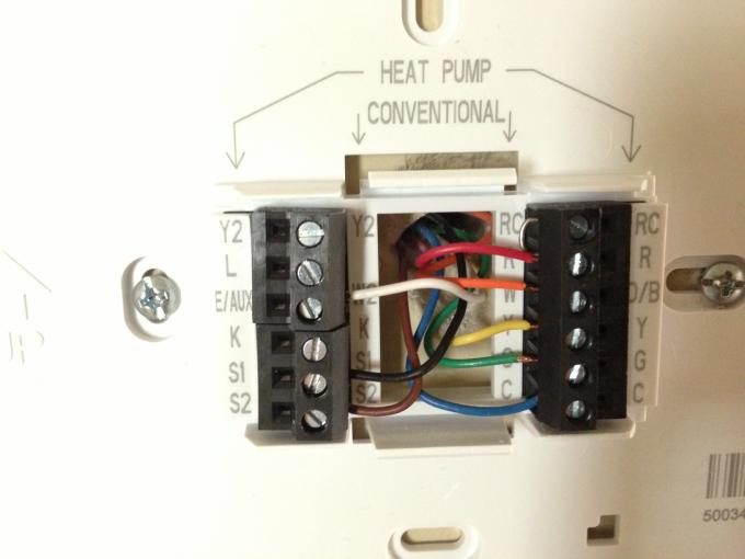 wiring diagram for goodman 2 ton package hvac
