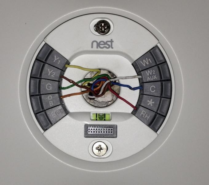nest thermostat wiring a up nest wiring diagram free