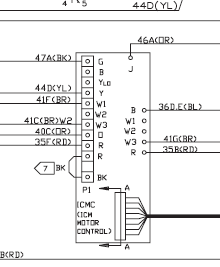 Old Rv C er Motorhome as well Miller Ac Diagrams together with Wiring For New Thermostat Heating   Air Conditioning moreover 580c Wiring Diagram furthermore Watch. on coleman thermostat wiring diagram