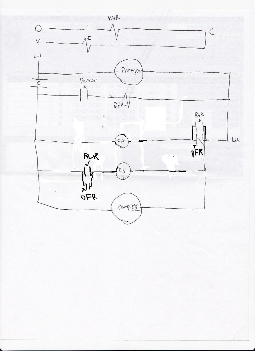 Defrost Thermostat Wiring Diagram Library Installing A