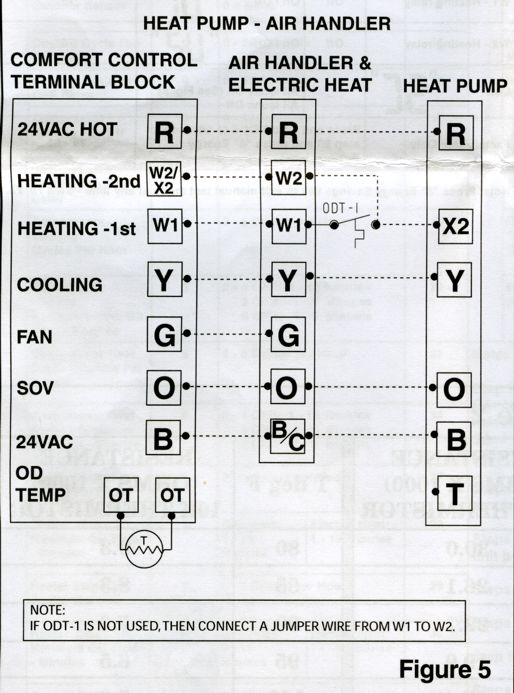 trane wiring diagrams wiring diagram and hernes trane baysens019b thermostat wiring diagram jodebal