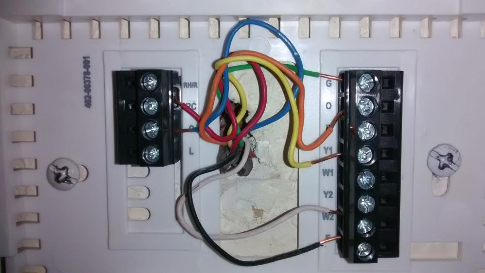 Robertshaw Thermostat Wiring Diagram Wiring Diagram And Hernes – Robertshaw Thermostat Wiring Diagram