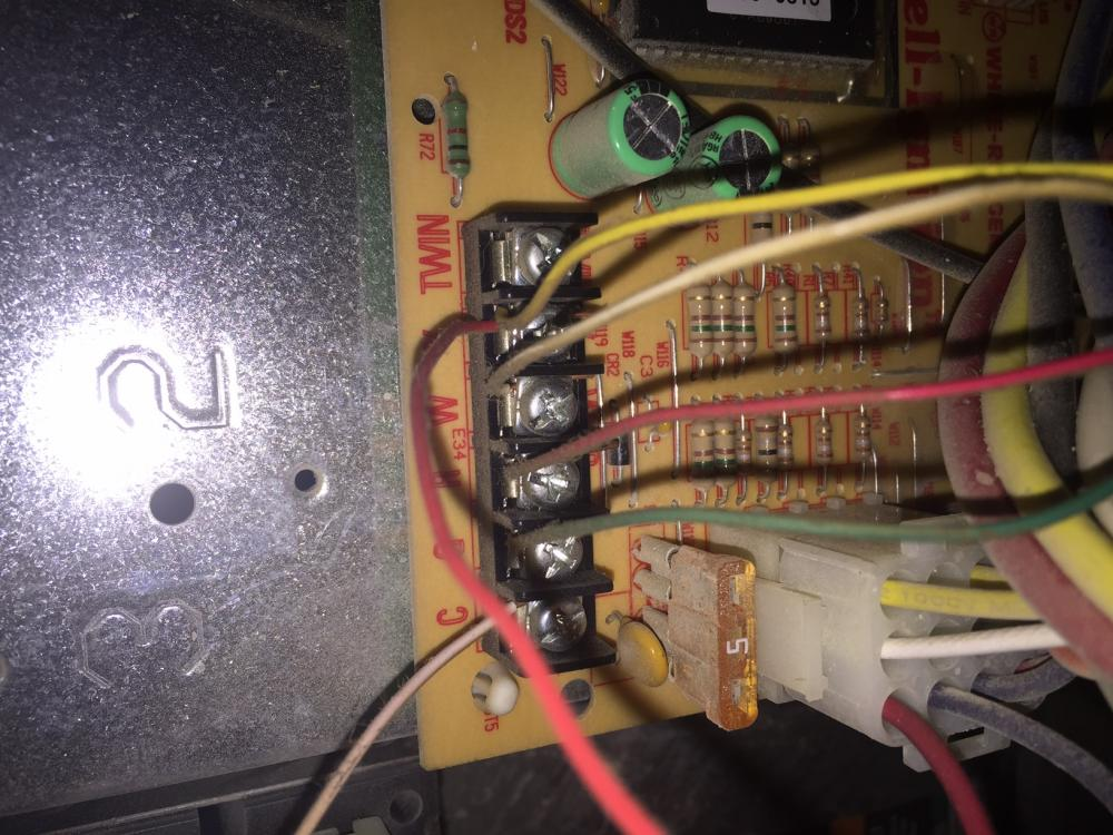 nest humidifier advice wiring help attached images
