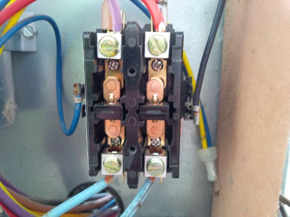 1  Contactor To 2