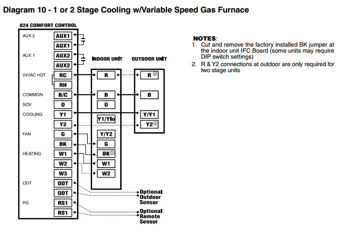 Trane Wcm Wiring Diagrams Hvac. trane xv80 single stage