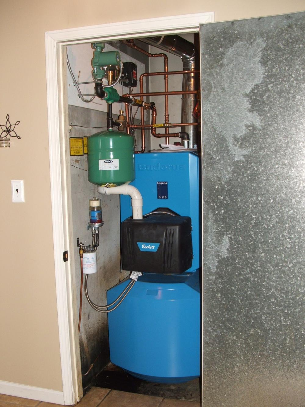 Replace 30 yr old oil boiler???