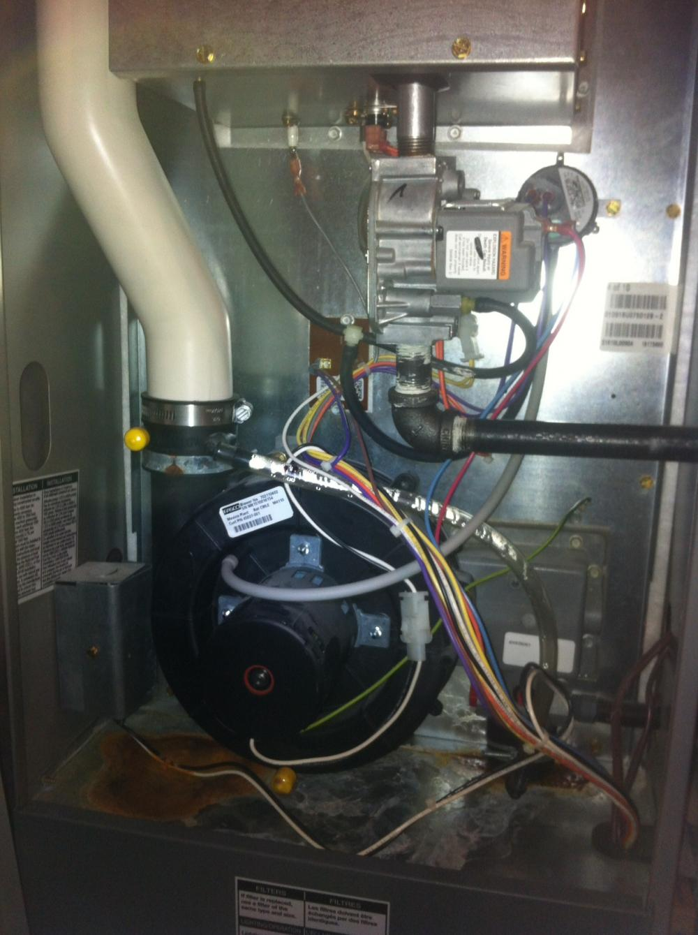 Thermostat Wiring Diagram Additionally High Efficiency Gas Furnace On