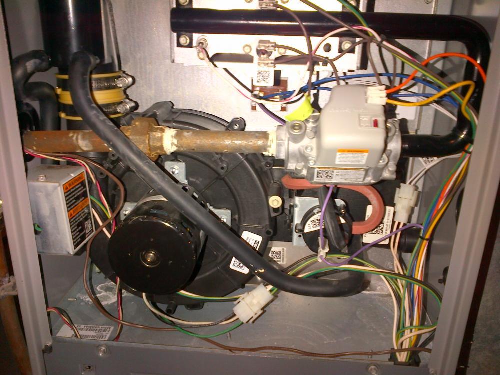 Please Help Armstrong He Furnace Shuts Off Intermittently