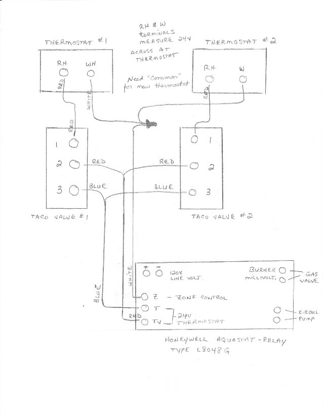 Taco Zone Control Wiring Diagram With Valves - Wiring Diagrams Farmall M Wiring Diagram Sel on