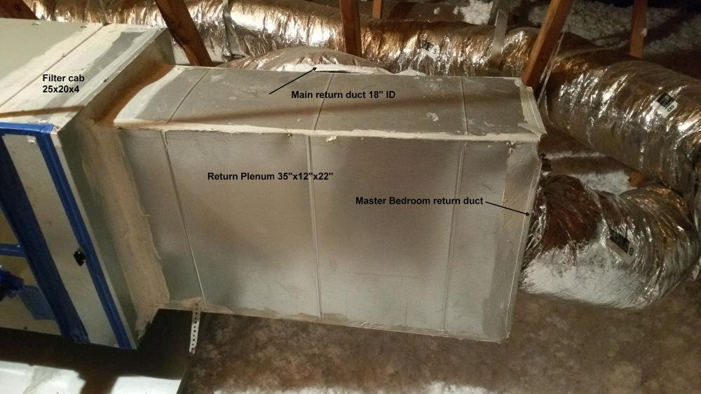 Externally Insulating Air Handler