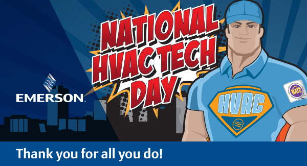 Happy National Hvac Tech Day