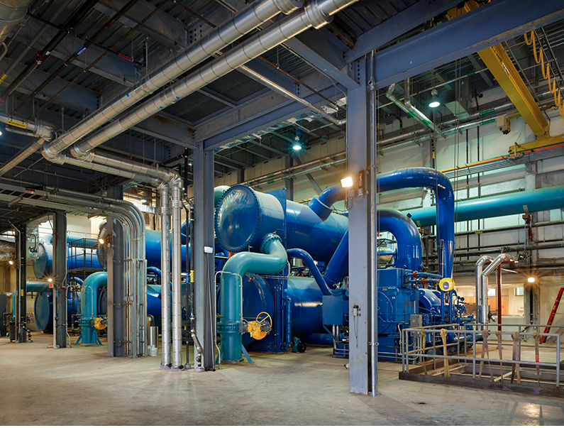 Highest Known Tonnage Water Cooled Chiller